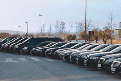 seguro coches de empresa